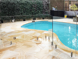 Frameless Glass Pool Fencing – Sydney